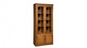 """Шкаф с витриной """"Элбург"""" БМ-1747"""