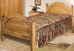 """Кровать """"Лотос"""" Б-1089-05 (распродажа)"""