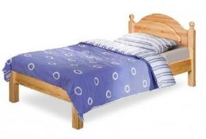 """Кровать односпальная """"Лотос"""" Б-1089-05, Б-1089-08"""