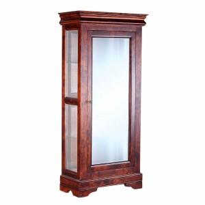"""Шкаф с витриной """"Луи Филипп"""" ОВ 28.06"""