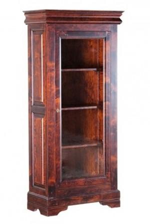 """Шкаф с витриной """"Луи Филипп"""" ОВ 28.11"""