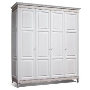 """Шкаф для одежды комбинированный """"Бристоль"""" ГМ 6454"""