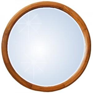 """Зеркало """"Купава"""" ГМ 1117"""
