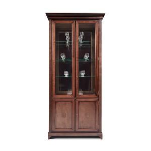 "Шкаф с витриной ""Леванти"" ГМ 6612"