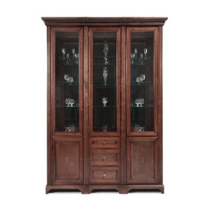 "Шкаф с витриной ""Леванти"" ГМ 6613"