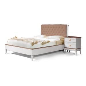 """Кровать двуспальная """"Тельма"""" ГМ 6581-10"""