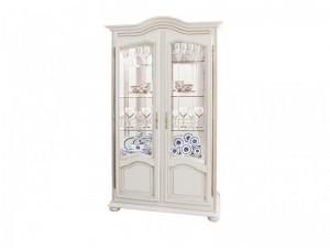 """Шкаф с витриной """"Давиль"""" ММ-126-62"""