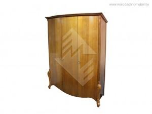 "Шкаф для одежды ""Луиза"" ММ-227-01/03Б"