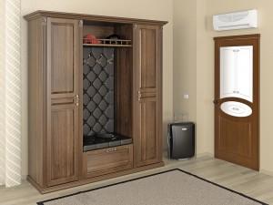 """Прихожая """"Милан"""" с двумя шкафами"""