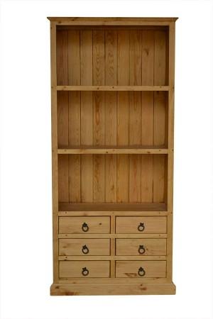 "Шкаф для книг ""BIBLIOTHEQUE ELBIB 6Т"""