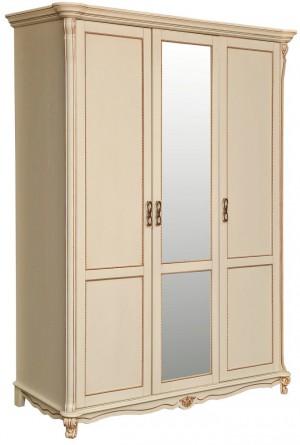 """Шкаф для платья и белья """"Алези"""""""