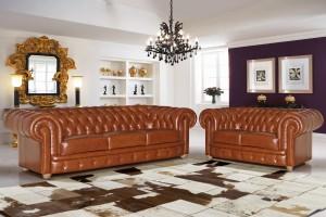"""Набор мягкой мебели """"Честерфилд"""""""