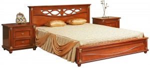 """Кровать двуспальная """"Валенсия 2М, 3М"""""""