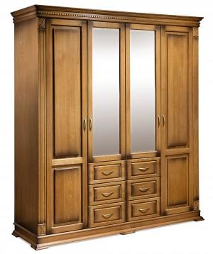 """Шкаф для одежды """"Верди Люкс"""""""