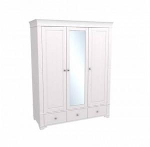 """Шкаф для одежды с зеркалом """"Бейли"""""""