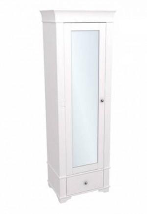 """Шкаф для одежды однодверный с зеркалом """"Бейли"""""""