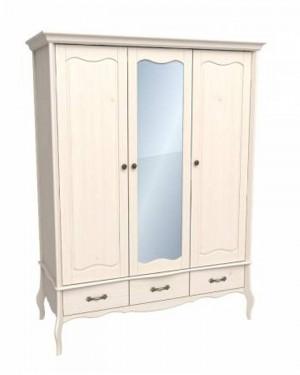 """Шкаф для одежды с зеркалом """"ЛеБо"""""""