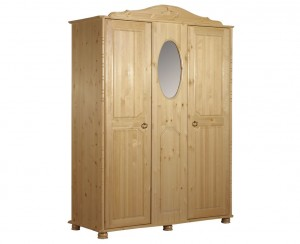 "Шкаф для одежды трёхстворчатый ""Айно"""