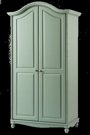 """Шкаф для одежды двустворчатый № 2 """"Айно"""""""