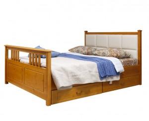 """Кровать мягкая """"Дания-3"""""""
