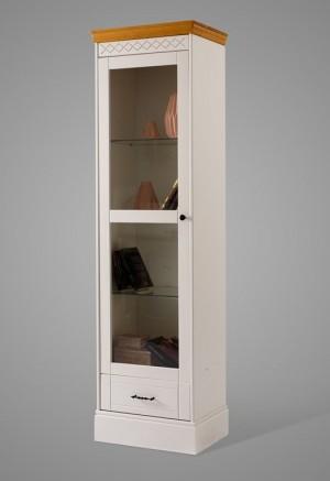 "Шкаф для книг одностворчатый ""Дания"""