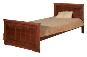 """Кровать № 1 """"Дания"""""""