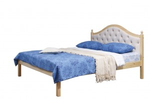 """Кровать мягкая """"Кая-1"""""""