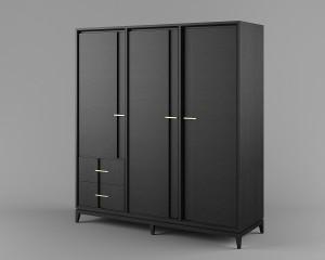 """Шкаф для одежды """"Честер"""" B2D3"""