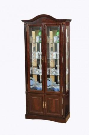 """Шкаф с витриной """"Рубин-ММ"""""""